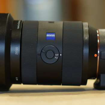 Rent Sony 24-70mm f/2.8 Carl Zeiss T* Alpha with E-Mount Adapter Lens