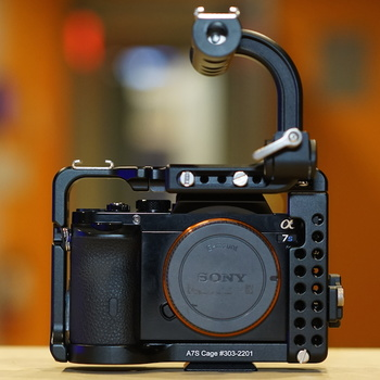 Rent Movcam cage for Sony A7S