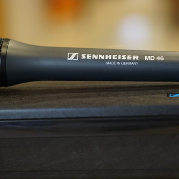 Rent Sennheiser MD-46 Dynamic Microphone