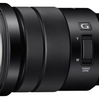 Rent Sony f/4 18-105mm G OSS E-Mount Lens