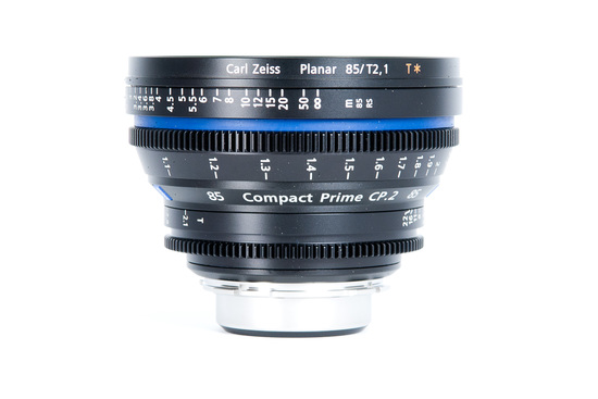 Zeiss cp2 85mm