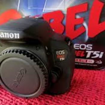 Rent Canon t5i