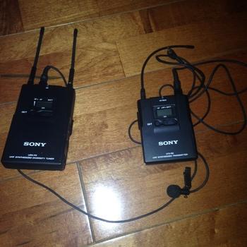 Rent mic and bodypack transmittter