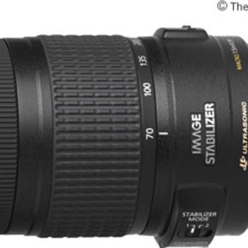 Rent 70-300mm f4/5.6 lens