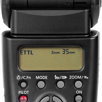 Rent Canon speedlite 430ex ii with 4 rechargeable batteries