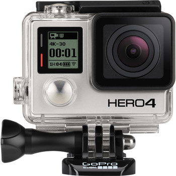 Rent GoPro - HERO4 Black 4K Ultra HD Waterproof Camera