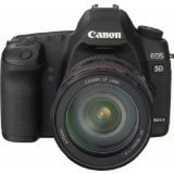 Rent Canon EOS 5D MK2 Digital SLR