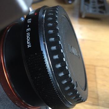 Rent Metabones Canon ef to Sony e mount