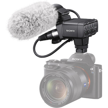 Rent Sony XLR-K2M XLR Adapter Kit with Microphone