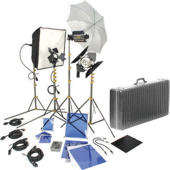 Rent Lowel 4-light kit