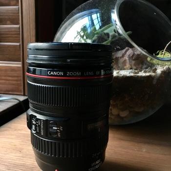 Rent EF 24-105mm f/4L IS USM w/UV filter