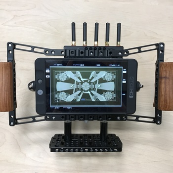 Rent SmallHD 702 and Paralinx Handheld Monitor Kit