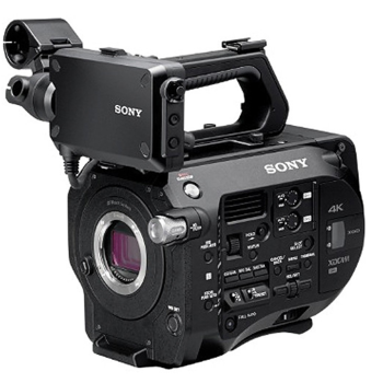 Rent Sony FS7 Camera 128gb XQD Cards Extra Batteries
