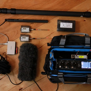 Rent Full Production Sound Kit, Sound Devices 633, Lectrosonics
