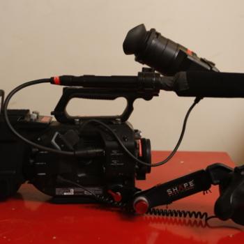 Rent Sony FS7, Sony XCDA-FS7, EF Speedbooster