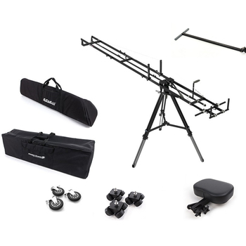 Rent Kessler Crane Complete HD Crane Kit and Dolly Accessories