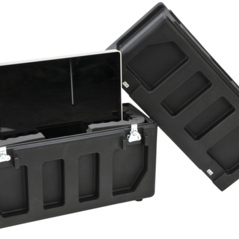 "Rent SKB Roto-Molded LCD Transport Case for 20 - 26"" Screens"