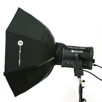 Rent 3 LED Fresnel Kit — 1.6K Bi-Color Intellytech Light Cannon plus 2x300W Ianiro Mintaka Tungsten