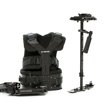 Rent Glidecam HD4000 w/ X-10 Dual Support Arm/Vest System