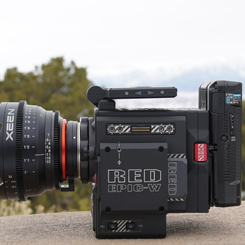 Rent Red Epic-W Helium s35 8K kit