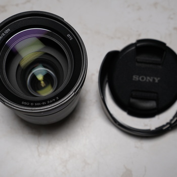 Rent E 18-105mm f4 G OSS