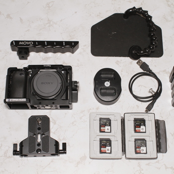 Rent Sony a6300 Cinematography Kit