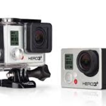 Rent GoPro Hero 3+