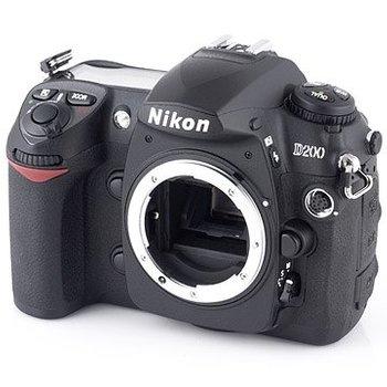 Rent Nikon D200