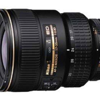 Rent Nikon 17-35mm f/2.8D ED-IF AF-S Zoom Nikkor Lens for Nikon Cameras