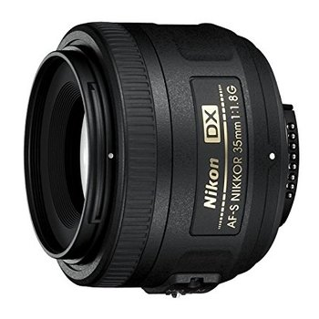 Rent Nikon AF-S DX NIKKOR 35mm f/1.8G Lens with Auto Focus