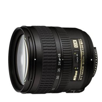 Rent Nikon 18-70mm f/3.5-4.5G ED IF AF-S DX Nikkor Zoom Lens