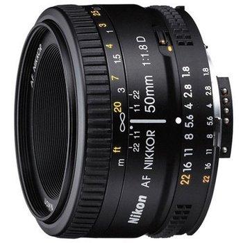 Rent Nikon 50mm f/1.8D AF Nikkor Lens