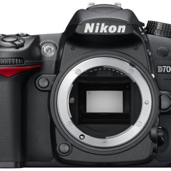 Rent Nikon D7000 DSLR body