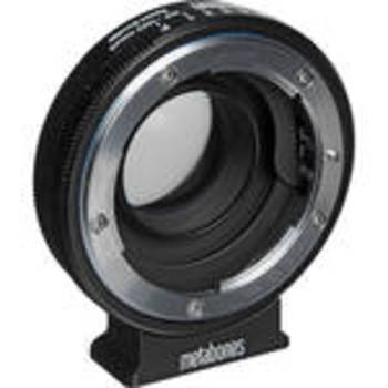Rent Metabones Nikon G & F Lens to Micro Four Thirds Mount Camera Speed Booster