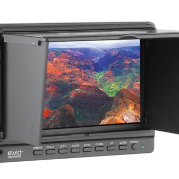 Rent 7 inch field monitor 1024 x 600