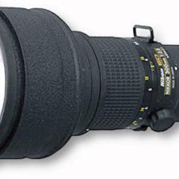 Rent nikon 300mm f/2.8