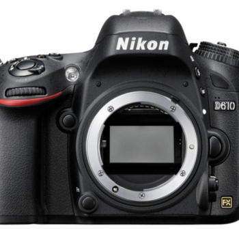Rent Nikon D610