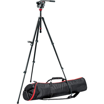 Rent Manfrotto 501HDV head and tripod