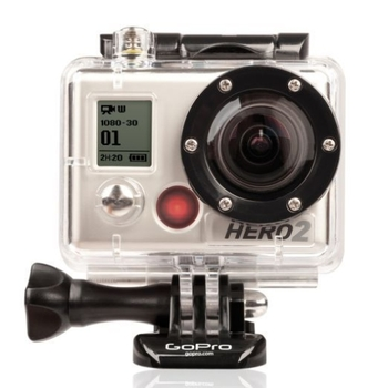 Rent Gopro HERO2: Silver