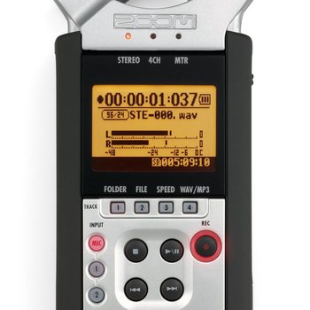 Rent Zoom H4N Recorder (Audio)