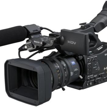 Rent Sony Z7u Video Camera