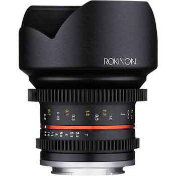 Rent Rokinon 12mm f/2 MFT