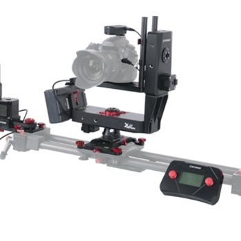 Rent 3 Axis wireless remote controlled slider