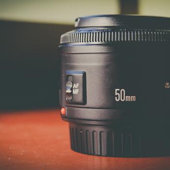 Rent Canon 50mm f/1.8 EF II