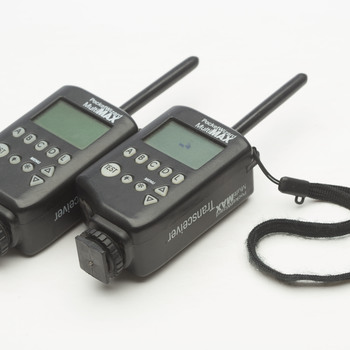 Rent PocketWizard MultiMax Pair of Transceivers