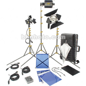 Rent Lowel Tungsten 3-light Kit with 1450 total watts