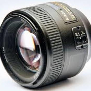 Rent Nikon 85mm AF-S f1.8 G