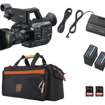 Rent Sony PXW-FS5