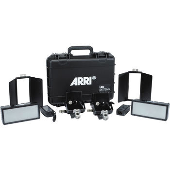Rent Arri Locaster 2-Light LED Light Kit