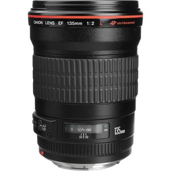 Rent Canon 135mm f/2L